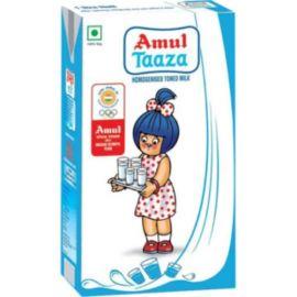 Amul Taaza Toned Milk 1 ltr