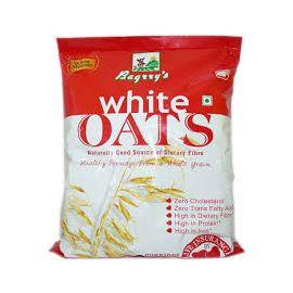 WHITE OATS  -1 KG
