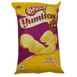 Bingo Potato Chips, Original Style, Salt Sprinkled, 25g