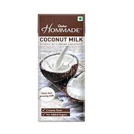 HOMMADE COCONUT MILK 20