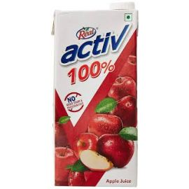 REAL ACTIVE APPLE 1 LTR -S