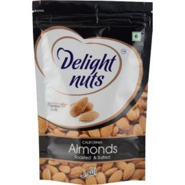 DELIGHT NUTS  R/S ALMONDS 80 GMS