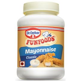 Dr. Oetker Mayonnaise Classic Sauce 1Kg