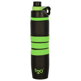 H2O SB-502 Stainless Steel Water Bottle 650ml