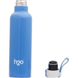 H2O SB-522 Trendy Stainless Steel Water Bottle 550ml