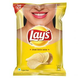 LAYS CLASS 52G RS.20
