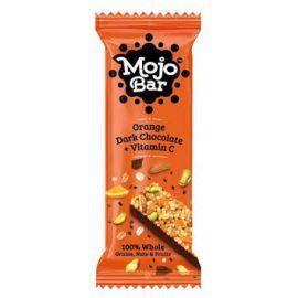MOJO BAR ORANGE DARK CHOCOLATE 32GMS