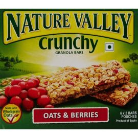 Nature Valley Crunchy Graanola Bar - Oats & Berries 252 gm