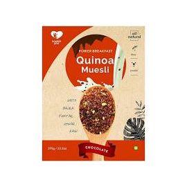 NOURISH YOU QUINOA MUESLI CHOCOLATE 375 GMS