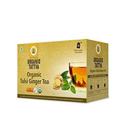TULASI GINGER TEA (20 TEABAGS) 40 GM 160