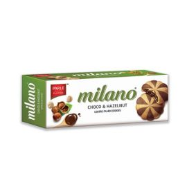 Parle Milano Choco & Hazelnut Chocolate Chip 60g