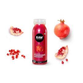 Raw Pressary Pomegranate Juice