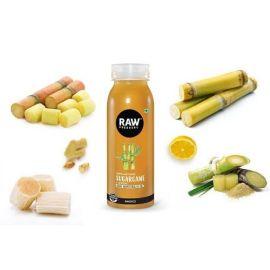 Raw pressary Sugarcane Juice with lemon 250ml