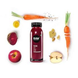 Raw FLUSH (Apple, Beetroot, Carrot, Ginger & Lemon)