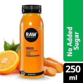 Raw SHIELD (Orange, Carrots & Ginger) 250ml