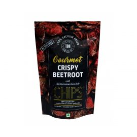 TBH CRISPY BEETROOT CHIPS-25GMS