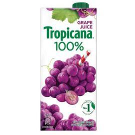 Tropicana 100% Grape Juice 1 L