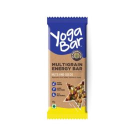 Yoga bar Multigrain Energy Bar - Nuts n Seed, 38 gm
