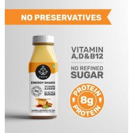 Yogic Almond Energy Shake